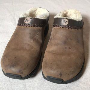 Merrell Clog Mules